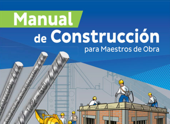 Manual del maestro de obra for Manual de construccion de piscinas pdf