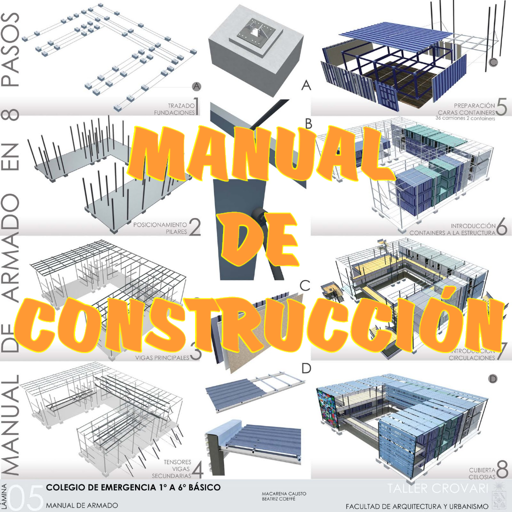 Manual de construcci n for Manual construccion de piscinas